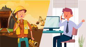 كل ما تريد أن تعرفه عن العمل الميداني والعمل المكتبي