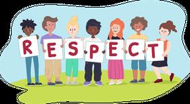 كيف احترم ذاتي و احترم الآخرين