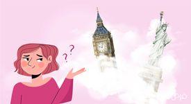 أيهما أفضل الدراسة في بريطانيا أم الدراسة في الدراسة أمريكا؟