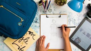 دورة مجانية عبر الإنترنت: تعلم كيفية تصميم الأزياء للمبتدئين من منصة معارف