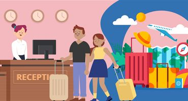 السياحة والآثار والإدارة الفندقية - Tourism, Archaeology, and Hotel Management