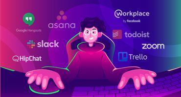 أفضل التطبيقات والبرامج التي تحتاجها عند العمل عن بعد