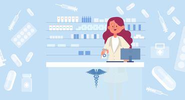 الصيدلة - Pharmacy