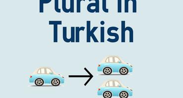 تعلم اللغة التركية | الجمع والمثنى
