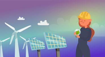 هندسة الطاقة البديلة والمتجددة - Renewable and Alternative Energy