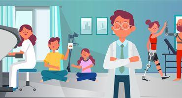 علوم التأهيل - Rehabilitation Science
