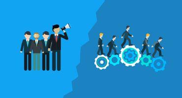 الفرق بين القيادة والإدارة: أيّهما أفضل؟