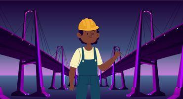 هندسة الطرق والجسور - Roads and Bridges Engineering
