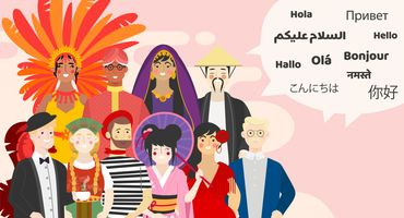 اهم 10 لغات في القرن الواحد والعشرين