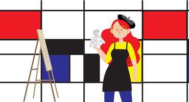 الفنون البصرية - Visual Arts