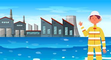 إدارة موارد المياه والبيئة - Water Resources Management and Environment