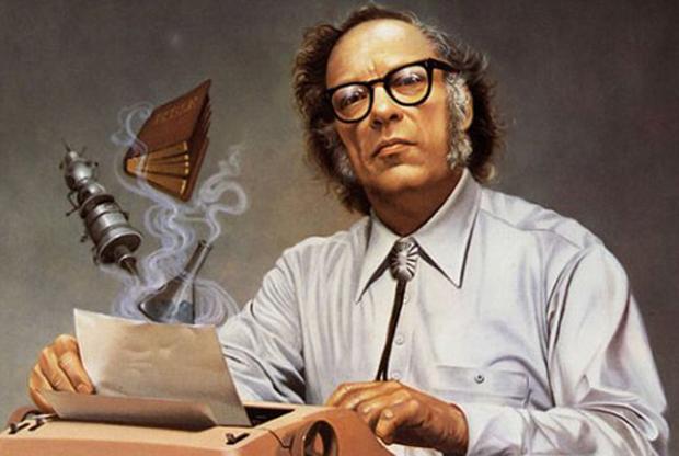 اسحق أسيموف، Isaac Asimov