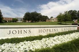 جامعة جونز هوبكنز في أمريكا