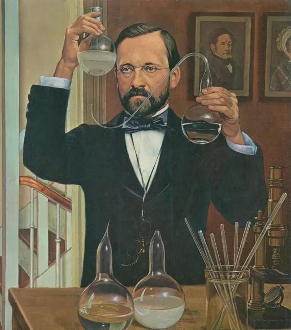 لويس باستور، Luis Pasteur