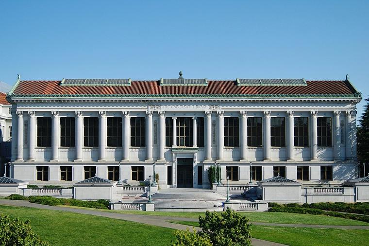جامعة كاليفورنيا (بركلي) California Berkeley في الولايات المتحدة