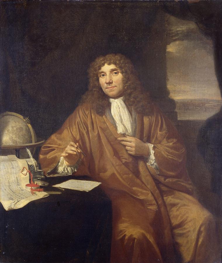 أنطوني فان ليفينهوك، Anton Van Leeuwenhoek