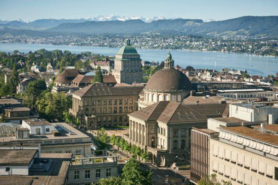 المعهد الفدرالي السويسري للتكنولوجيا في زيوريخ