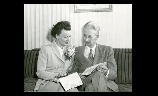 ليون باكستر وزوجها كليم، Leon Baxter and Clem