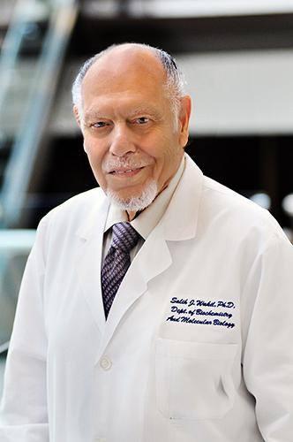 الدكتور صالح الوكيل