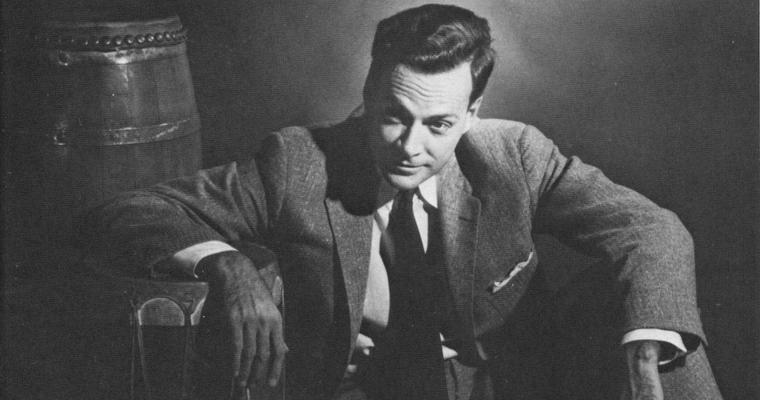 ريتشارد فاينمان، Richard Feynman