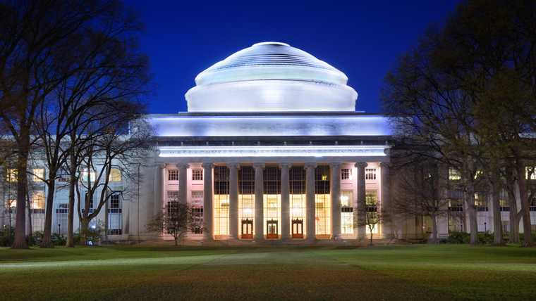 معهد ماساشوستس Massachusetts للتكنولوجيا في الولايات المتحدة