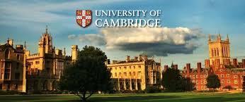جامعة كامبريدج في بريطانيا